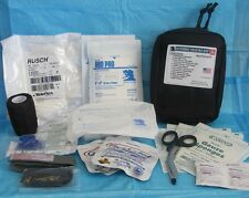 Gunshot Trauma Kit & Quick Response Kit Miltary Hunting Life Threatening Issues