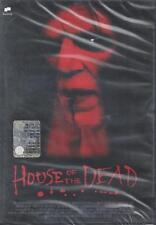 Dvd video **HOUSE OF THE DEAD** nuovo sigillato 2004