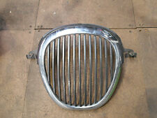 Jaguar S-Type Front Grill. Good condition. All Vanes Straight. XR81067