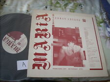 a941981 Norman Cheung Maria (A) 張立基 HK 12-inch Promo LP Single One Song Only
