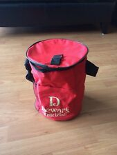 DEWAR's WHITE LABEL Foldable Insulated cooler NEW