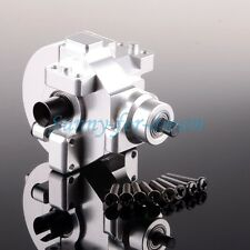 Alloy Gear Box Drive & Diff.Gear Silver 02051 02024 02030 RC 1/10 HSP RedCat