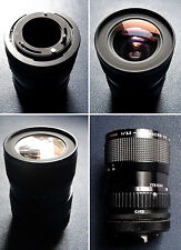 KIRON Precision - Objectif / Lens 28 - 70mm f/3.5 - 4.5 Macro 1:4 - CANON AE-1