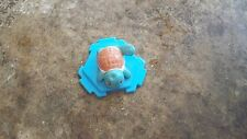 Pokemon Licensed Japan 1999 Tomy SQUIRTLE 1 inch Mini Figure
