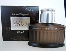 Laura Biagiotti ESSENZA DI ROMA UOMO 125ml edt Spray  NEU  Top ANGEBOT