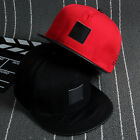 Fashion New Men's Women Bboy Hip Hop Adjustable Baseball Snapback Hat Unisex Cap