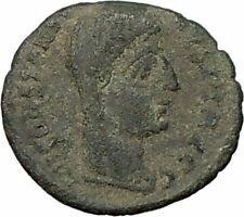 CONSTANTINE I the GREAT Cult  Ancient Roman Coin Christian Deification  i25713