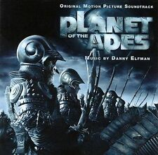NEW Planet of the Apes Soundtrack by Danny Elfman CD