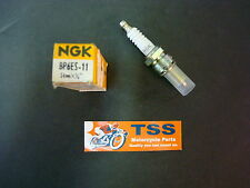"BPR6ES-11 TRIUMPH BSA NORTON NGK RACING SPARK PLUGS 14MM X 3/4"" NOS"