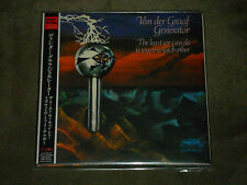 Van der Graaf Generator Least We Can Do Is Wave Each Other Japan Mini LP Bonus