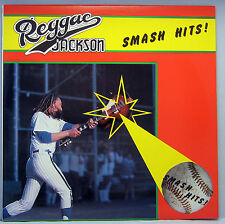 SEALED LP: REGGAE JACKSON, SMASH HITS Bongo Boy Records