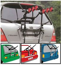AUDI A4 SALOON 3 BICYCLE REAR MOUNT CARRIER CAR RACK BIKE CYCLE
