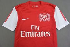 GUNNERS 2011-12 nike Arsenal Home Shirt SIZE M (adults)