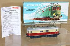 MARKLIN MäRKLIN 3014 Schweiger Minirex SBB CFF RED CREAM RET800 Re 4/4 LOCO nc