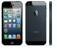 "32GB Apple iPhone 5 Factory Unlocked 4.0"" Mobile Phone Smartphone Black/Silver"
