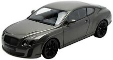 Welly 2008 Bentley Continental Coupe Supersports Grey 1:18 Scale**Awesome Car**