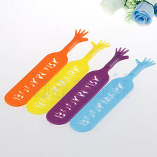 1PC Funny Help Me Bookmark Note Pad Memo Stationery Book Mark Novelty Gift  MA