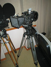 Arriflex 35BL Studio Camera, Tripod, Head, Matte Box, Magazine, Clean!