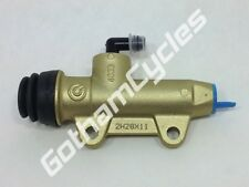 New Ducati Brembo Monster 1000 / S4 Gold Rear Brake Master Cylinder Pump
