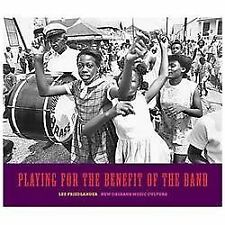 PLAYING FOR THE BENEFIT OF THE BAND - NEW HARDCOVER BOOK