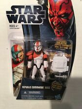 Star Wars The Clone Wars CW11 Republic Commando Boss !!!!!!!