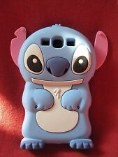 3D Stitch Silicone Soft Phone Case Cover For Samsung Galaxy S3