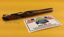 """Drill Hog 5/8"""" Drill Bit 5/8"""" Silver & Deming Bit Cobalt HSS Lifetime Warranty"""