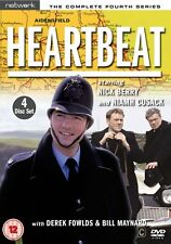 Heartbeat: The Complete Series 4 - DVD NEW & SEALED (4 Discs)