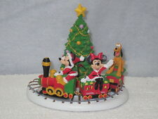 Dept. 56 ~ Disney ~ Christmas Village ~ Mickey's Holiday Express  # 4020326