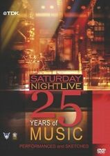 Saturday Nightlive 25 Years of Music - Performances and Sketches ( 5 DVD ) NEU