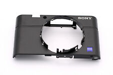 Sony Cyber-shot DSC-RX100 I II III IV Camera Front Cover Replacement Repair Part