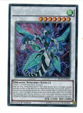 YUGIOH, Clear Wing Synchro Dragon MP16-EN022 1st