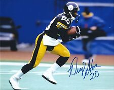 Signed 8x10 DWIGHT STONE  Pittsburgh Steelers Autographed photo wCOA