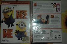 CATTIVISSIMO ME COLLECTION (2 DVD) CARTONI ANIMATI DVD NUOVO -