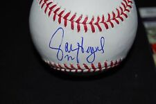 JASON HEYWARD SIGNED OFFICIAL MLB BASEBALL - CHICAGO AUTO JSA