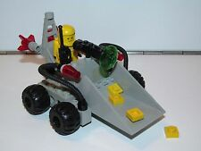 LEGO SPACE No 6847 SPACE DOZER 100% COMPLETE 1980s (NO INSTRUCTIONS)