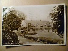 Postcard- Sparrows Nest, Lowestoft with Postal Union Congress London 1929 Stamp