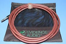 15' TRS/XLR Balanced Cable ~EA Forte 15 foot (ft) Gold or Nickel Plugs~ FREE BAG