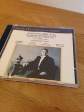JUSSI BJOERLING THE PEARL FISHERS DUET ETC ETC. AN RCA CD