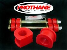 "Prothane 7-1168 Front Sway Bar 1.42"" &End Link Bushing Kit Chevy/GMC Truck/SUV"