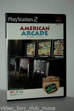 AMERICAN ARCADE GIOCO USATO SONY PS2 EDIZIONE GIAPPONESE JAPAN NTSC/J 37200