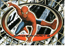 SPIDERMAN 3 RED COSTUME CARD R4