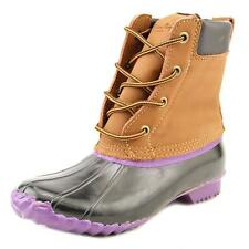 Western Chief Four Eye Duck (Version 2) Women US 11 Purple Rain Boot