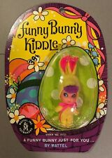 LIDDLE KIDDLES Funny Bunny MOC New in Package