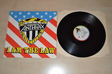 Anthrax, I am The Law, Not, R`Roll Mr. Brown Style, Island 1987, `12 Single