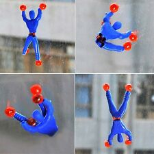 1XKreative Kinder Spielzeug Wand klettern Männer Climber Climbing Men Fun Gifts