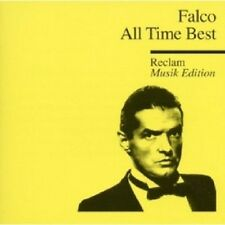 FALCO - ALL TIME BEST - RECLAM MUSIK EDITION  CD 18 TRACKS POP HITS/BEST OF NEW+