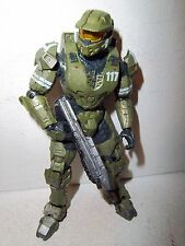 "Halo **MASTER CHIEF 117 ""The Package"" from Legends box set 100% Complete w/ Gun"
