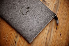 New iPad Air 2 / iPad Air Cover Case - ZIP - WITH HAND BURN APPLE
