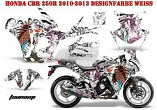 AMR RACING DEKOR GRAPHIC KIT HONDA CBR 250, 500R, 600RR, 1000RR TSUNAMI B